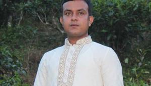 হবিগঞ্জ-২ আসনে নৌকার মনোনয়নপত্র নিলেন সুজন