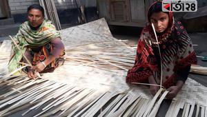 দারিদ্রতা দমাতে পারছে না কলেজ ছাত্রী মিশুকে