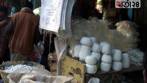 মেশিনের ছোঁয়ায় কোণঠাসা কদমা-তিল্লির কারিগররা