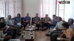 জাবিতে উপাচার্য বিরোধী শিক্ষকদের নতুন কমিটি গঠন