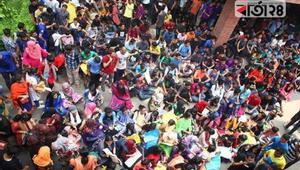 ৭ দিন পর ক্লাসে ফিরলেন বুয়েট শিক্ষার্থীরা