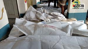 ট্রেন দুর্ঘটনায় নিহত ১৬ জনের মরদেহ পরিবারের কাছে হস্তান্তর