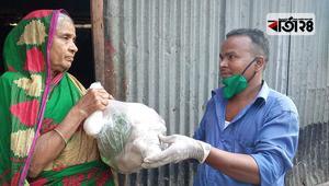 সাভারে যেভাবে রাতারাতি 'হিরো' বনে গেলেন সুইপার রতন শেখ