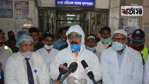 রোগীদের সেবা না দিলে ব্যবস্থা নেওয়া হবে: রাঙ্গা