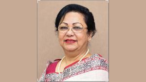 প্রধানমন্ত্রীর প্যাকেজ অর্থনীতিকে সচল রাখবে: মনোয়ারা হাকিম