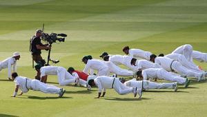 পাকিস্তানি ক্রিকেটারদের ভার্চুয়াল ফিটনেস টেস্ট