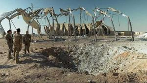 মার্কিন প্লেন ঘাঁটিতে ইরানের হামলায় আহত হয়েছিলেন ১১ সৈন্য