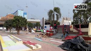 সিএএ-এনআরসি'র কারণে বইমেলায় বাড়তি পুলিশ