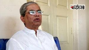 খালেদার বিদেশে চিকিৎসা প্রয়োজন: ফখরুল