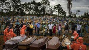 সংক্রমণের 'নতুন উপকেন্দ্র' হতে যাচ্ছে দক্ষিণ আমেরিকা: ডব্লিউএইচও