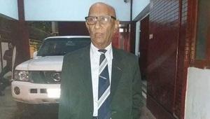 বিএনপির জাতীয় নির্বাহী কমিটির সদস্য এম এ মতিন আর নেই