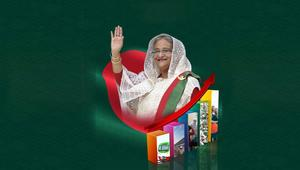 IMF ranks Hasina's Bangladesh ahead of Modi's India in per capita income