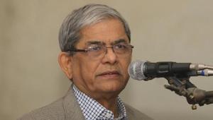 রাজনৈতিক কর্মকাণ্ড পরিচালনার সুযোগ কেড়ে নেওয়া হয়েছে: ফখরুল