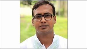 Swechchasebak League leader hacked to death in Gouripur