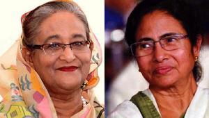Sheikh Hasina sends Durga Puja gift for Mamata