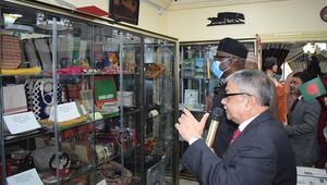 নাইজেরিয়ায় বাংলাদেশ হাইকমিশনে 'কমার্শিয়াল ডিসপ্লে রুম' উদ্বোধন