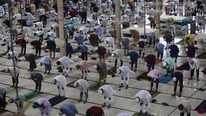 মসজিদে জামাতে নামাজ আদায়ে মানতে হবে যেসব শর্ত