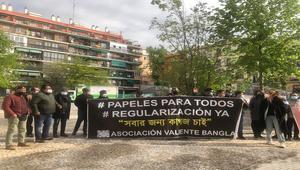 স্পেনে আঞ্চলিক নির্বাচনে বাংলাদেশীদের সমর্থন আদায়ে প্রচারণা