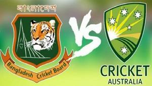 Bangladesh-Australia 1st T20 match this evening
