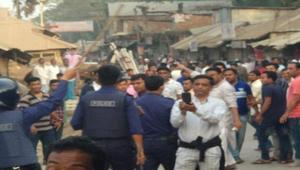 কোম্পানীগঞ্জে সংঘর্ষ: ৪৪ জনকে আসামি করে মামলা