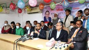 BNP-Awami League have shackled Democracy: GM Quader
