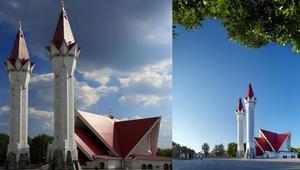 রাশিয়ার লালা তুলপান মসজিদ, শান্তি ও বন্ধুত্বের প্রতীক