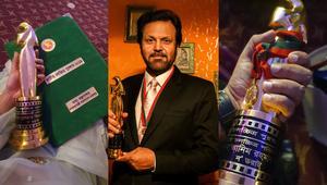 জাতীয় চলচ্চিত্র পুরস্কার ঘরে তুললেন বিজয়ীরা
