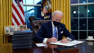 Joe Biden brings several changes of Trump's policy through executive orders