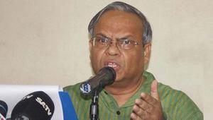 নির্বাচনকে গোরস্থানে সমাধিত করেছে নির্বাচন কমিশন: রিজভী