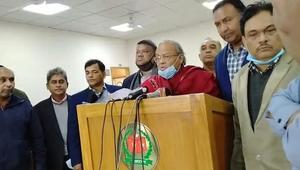 চট্টগ্রাম সিটিতে ভোটের নামে চূড়ান্ত তামাশা হচ্ছে: রিজভী