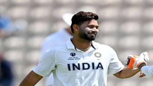 Rishabh Pant test positive forCOVID-19