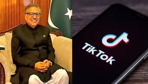 Pakistan President Arif Alvi is now on TikTok
