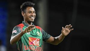 Mustafiz will play in 3rd ODI against Zimbabwe