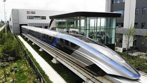World's first 600 km/h train rolls off assembly line