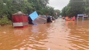 Over 100 dead as rain, landslides hit Maharashtra