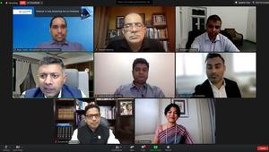'রাইজ আপ প্ল্যাটফর্মটি ভারত-বাংলাদেশের বিনিয়োগকারীদের একত্রিত করবে'