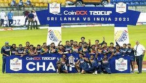 Sri Lanka thrash India by 7 wickets