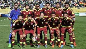 ভেনেজুয়েলার দলে নতুন ১৬ ফুটবলার