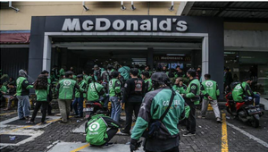 McDonald's hacked in South Korea and Taiwan