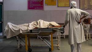 India sees fewest new Covid cases since April 1