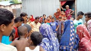 সাদুল্লাপুরে পানিতে ডুবে কিশোরের মৃত্যু