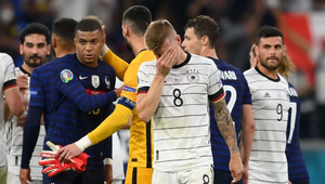 France beat Germany in Euro 2020