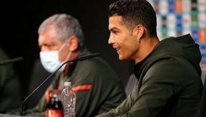 UEFA asks Euro players to stop removing sponsor bottles