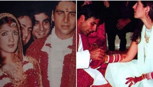 Akshay and Twinkle's wedding pics surface online after 20 yrs of marriage