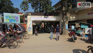 রাজবাড়ী সদর হাসপাতালের ল্যাবের অচলাবস্থা