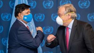 UN Secretary General briefed G-7 about Bangladesh's ability to produce vaccines