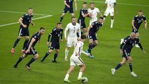 Scotland draw with England