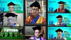 'শিক্ষার্থীদের হতাশা-নিরাশা-হিংসা থেকে নিজেকে সরিয়ে রাখতে হবে'