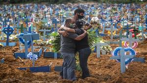 Brazil passes 500,000 COVID deaths