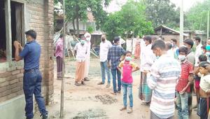 চুয়াডাঙ্গার আলমডাঙ্গায় করোনা আক্রান্ত ব্যক্তির আত্মহত্যা